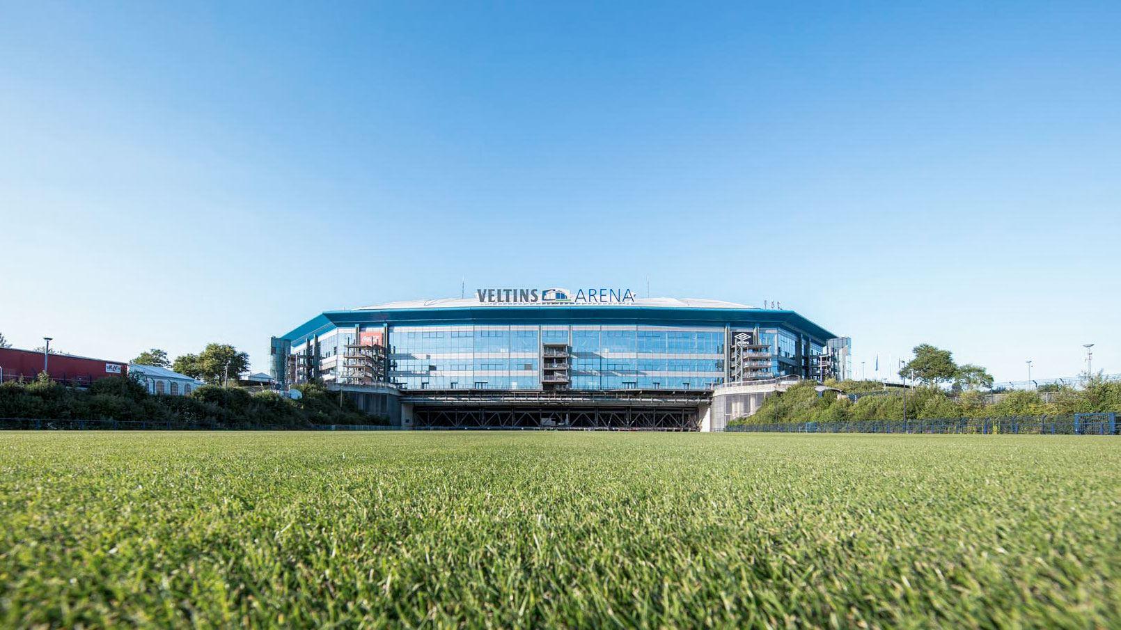 Schalke Arena Parken