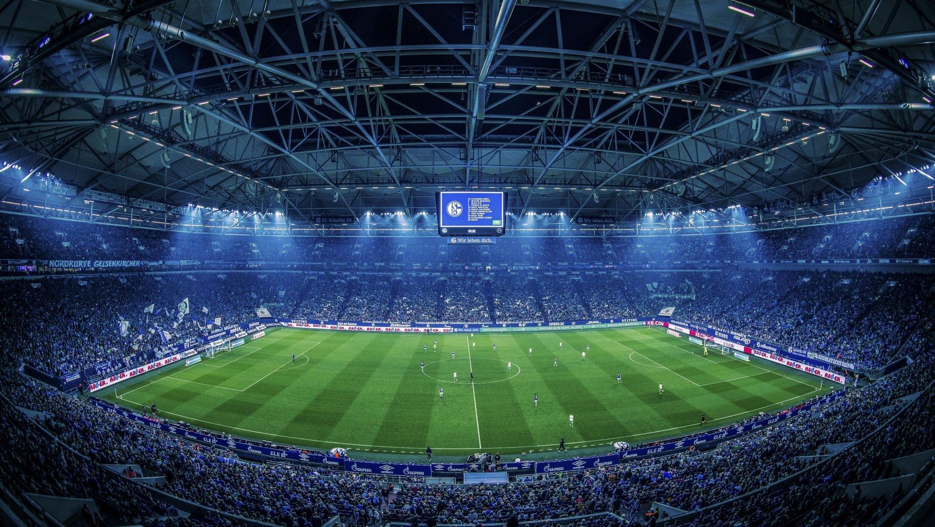 Veltins Arena Veranstaltungen 2021