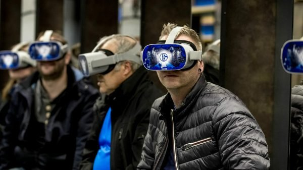 VR Arena Tour Kabine