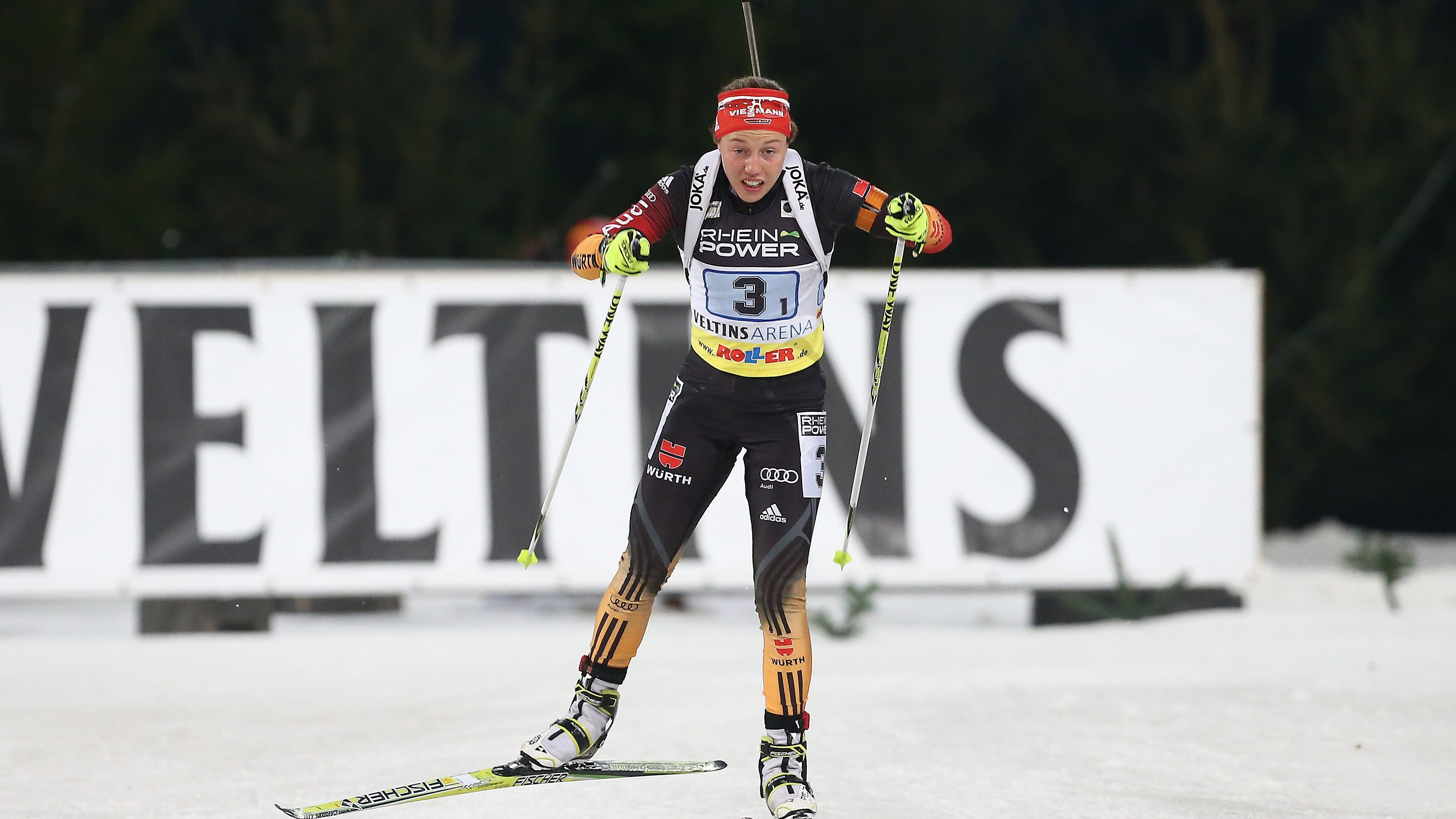 Biathlon World Team Challenge 2013