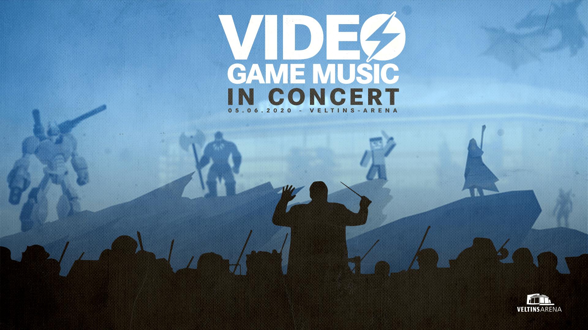 Video Game Music HD 1920x1080