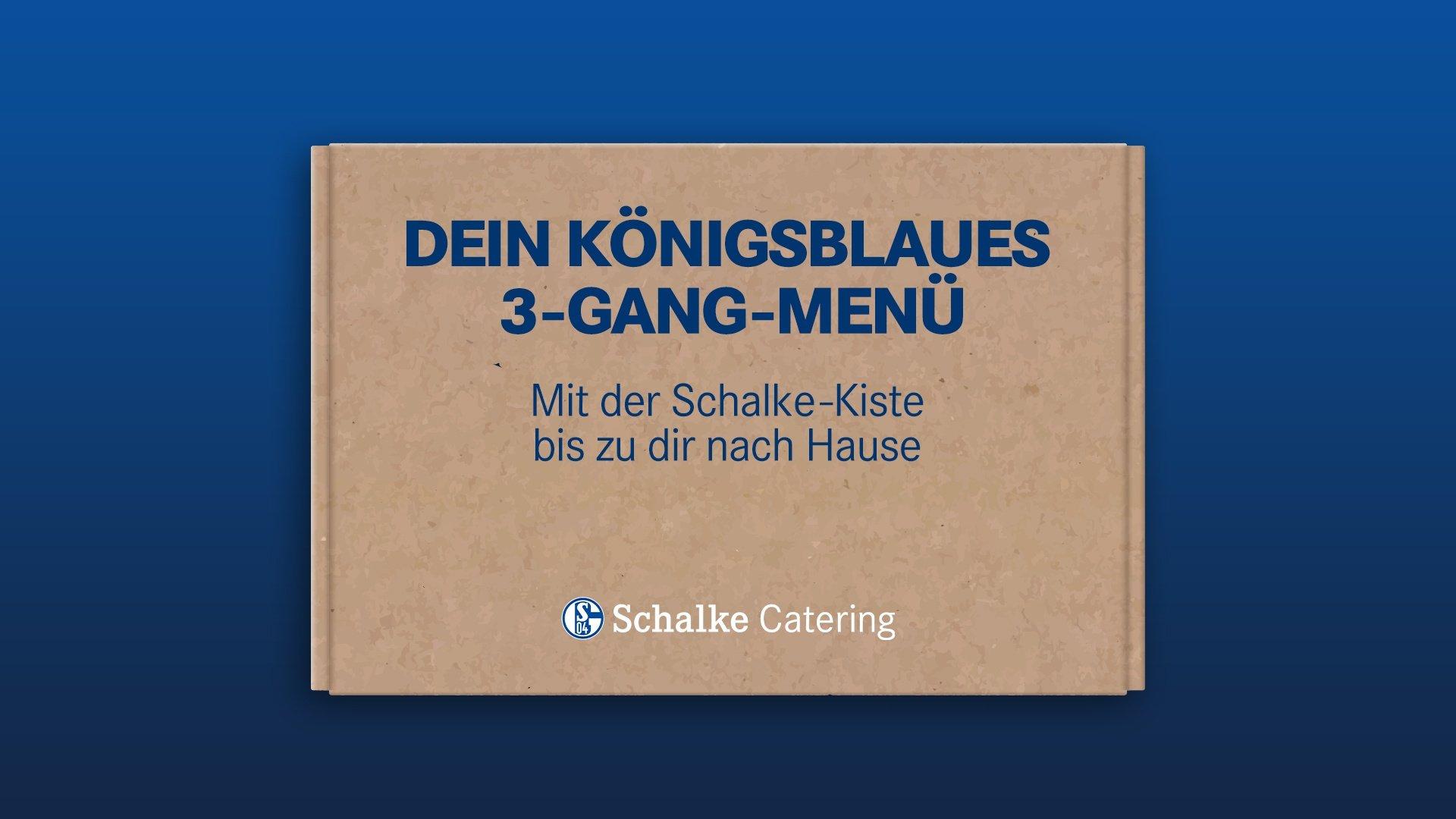 Schalke-Kiste