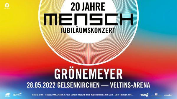 """Herbert Grönemeyer - 20 Jahre """"Mensch"""""""